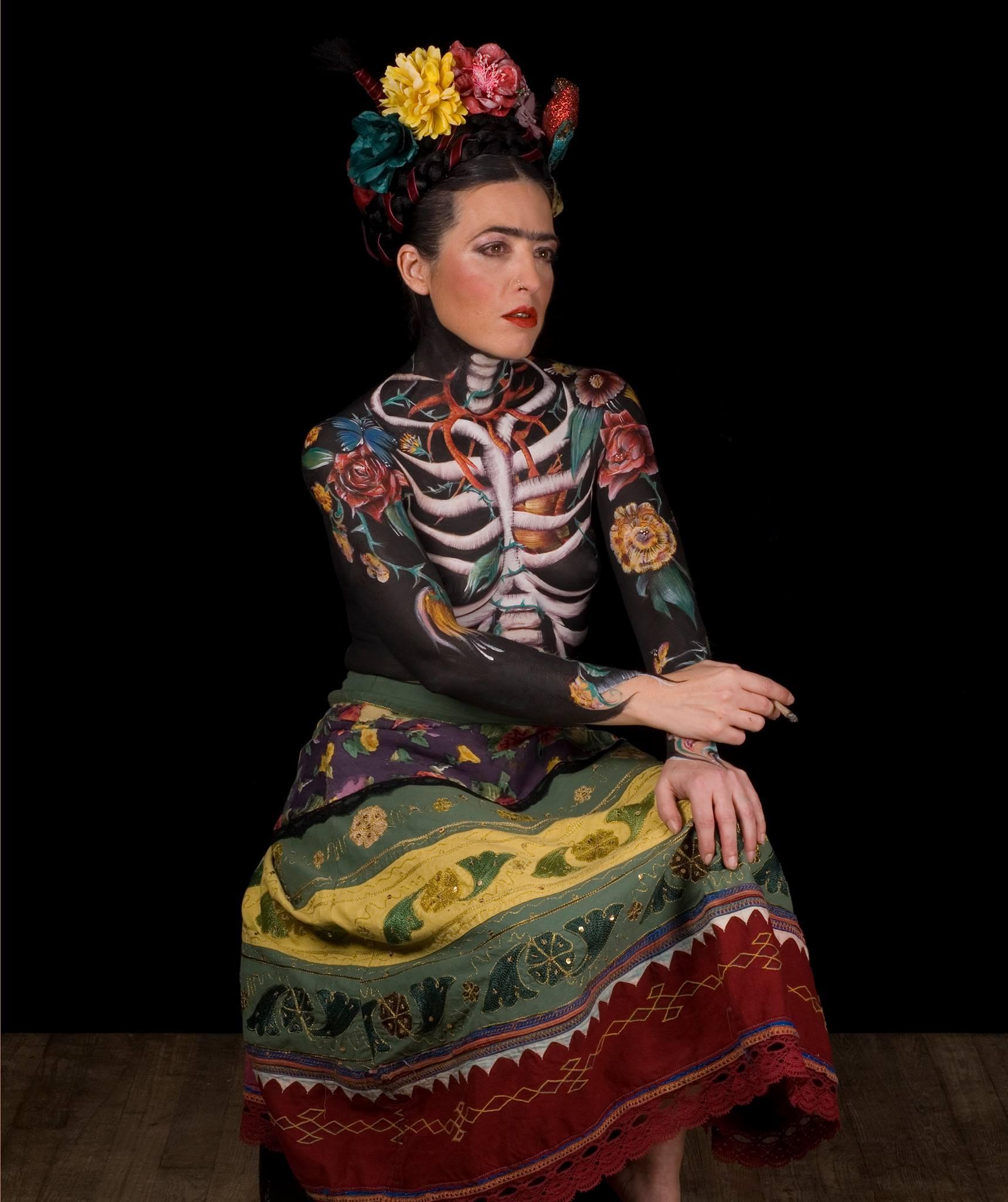 Elsa Joubert Galerie Photos De Maquillages Et D Illustrations