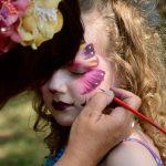 maquillage enfant papillon - Elsa Joubert
