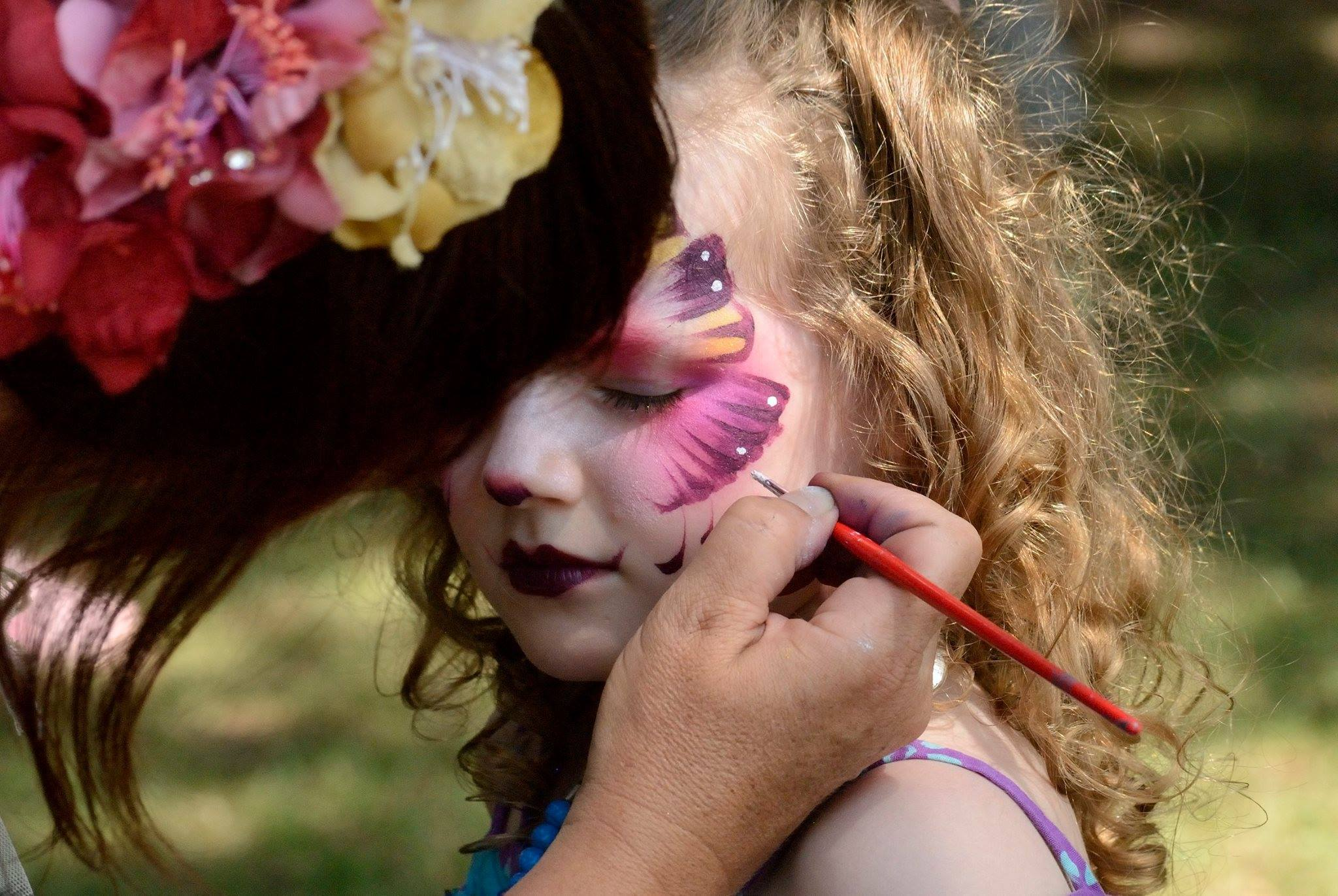 Maquillages enfants et adultes